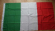 Italy Large Country Flag - 8' x 5'.